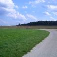 Radweg in Mittelfranken 中部フランケンの自転車道